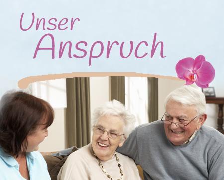 Pflegedienst Bruna Ludwigshafen Anspruch