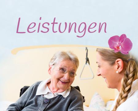 Pflegedienst Bruna Ludwigshafen Leistungen