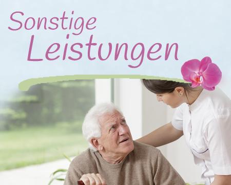 Pflegedienst Bruna Ludwigshafen Sonstige Leistungen